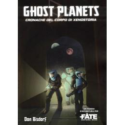 Ghost Planets - Cronache del corpo di Xenostoria