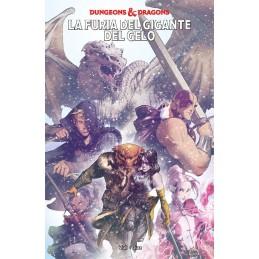 Dungeons & Dragons: La furia del gigante del gelo (Fumetto)