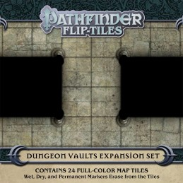 Pathfinder - Flip-Tiles: Dungeon Vaults Expansion Set
