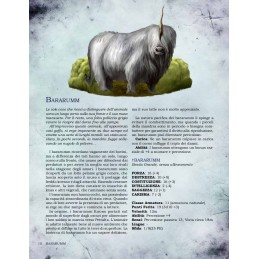 La Notte Eterna: Bestiario (Versione digitale)