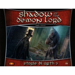 Shadow of the Demon Lord: Storie di Urth 3