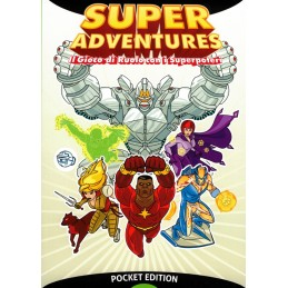 Super Adventures (Pocket edition)