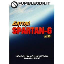 Gattai!: Spartan-G