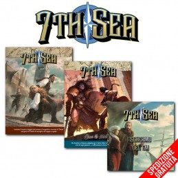 7th Sea: Bundle espansioni