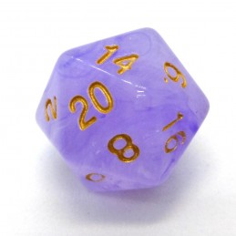 Congelati - Set di dadi Purple Rain
