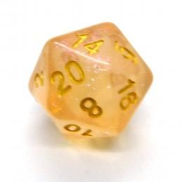 Iridescent - Set di dadi (Arancione)