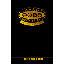 Savage Worlds: Adventure Edition