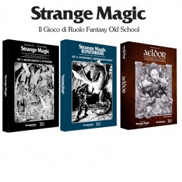 Strange Magic: Bundle