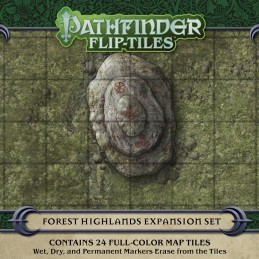 Pathfinder - Flip-Tiles: Forest Highlands Expansion Set