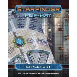 Starfinder Flip-Mat: Porto Spaziale