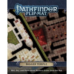 Pathfinder Flip-Mat: Grande Tempio