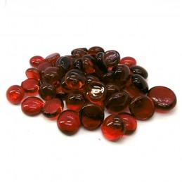 Pietrine in vetro: Cristallo Rosso