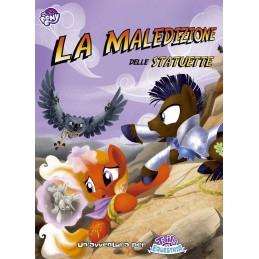 My Little Pony: Tails of Equestria - La Maledizione delle Statuette