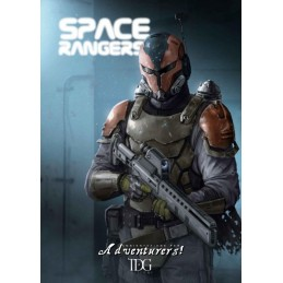 Adventurers!: Ambientazione - Space Rangers