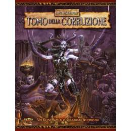 Warhammer Fantasy Roleplay (II Edizione): Tomo della corruzione