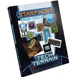 Starfinder Pawns: Terreno Tecnologico