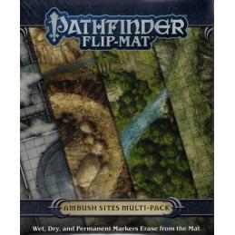 Pathfinder Flip-Mat: Luoghi per Imboscate (Multi Pack)