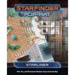 Starfinder Flip-Mat: Sale e Cabine nello Spazio