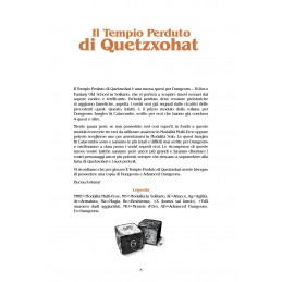 Dungeons: Il Tempio Perduto di Quetzxohat (Preorder)