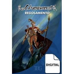 Adventurers!: Regolamento (Versione Digitale)