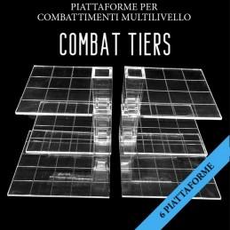 Combat Tier: Ripiani per...