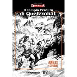 Dungeons: Il Tempio Perduto di Quetzxohat (+ PDF)
