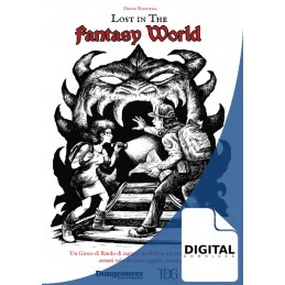 Lost in the Fantasy World (Versione digitale)