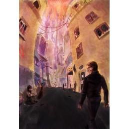Cielo Cremisi: Quinto secolo dopo la caduta della Terra