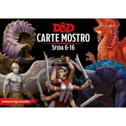 Dungeons & Dragons: Carte...