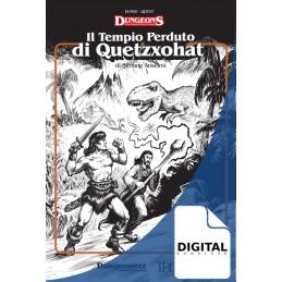 Dungeons: Il Tempio Perduto di Quetzxohat (Versione digitale)