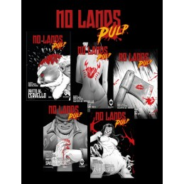 No Lands Pulp: Complete...