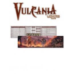 Vulcania: Schermo del Master