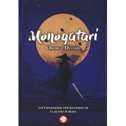 Klothos:  Monogatari (+ PDF)