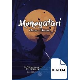 Klothos:  Monogatari...