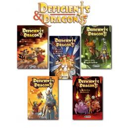 Deficients & Dragons...