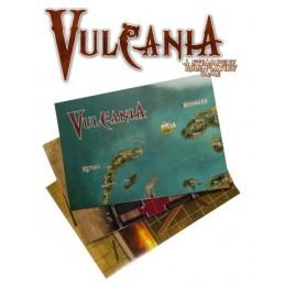 Vulcania: Map Pack