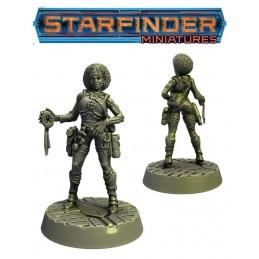 Starfinder: Luwazi Elsebo