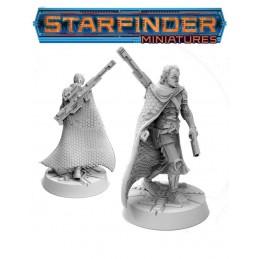 Starfinder: Mezzelfo Operativo