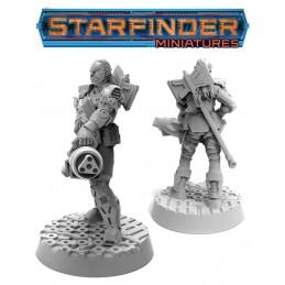 Starfinder: Mezzorco Soldato