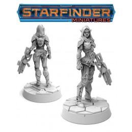 Starfinder: Elfo Operativo
