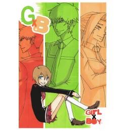 Girl x Boy