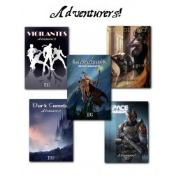 Adventurers: Bundle