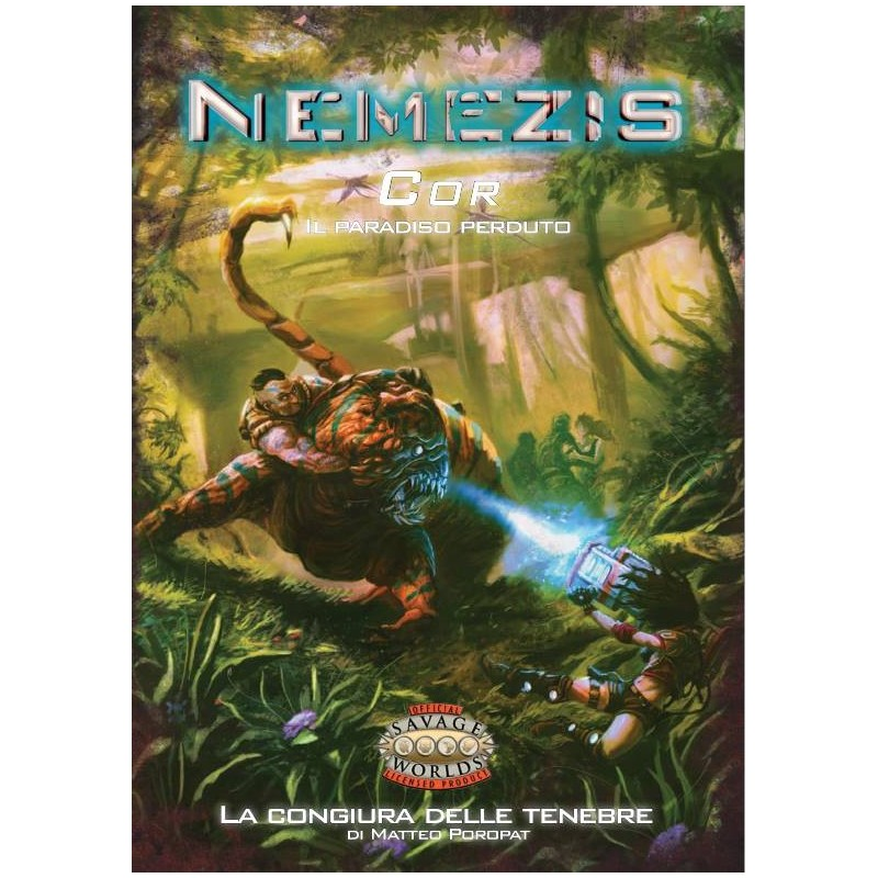 Nemezis: Cor - Il paradiso perduto