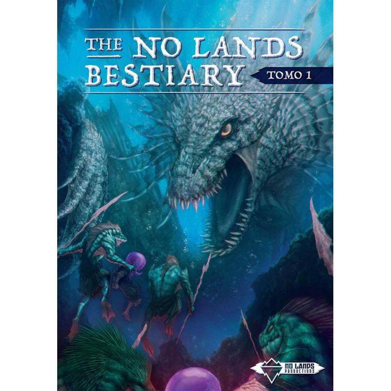 No Lands: The No Lands Beastiary - Tomo 1