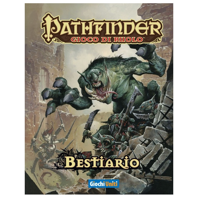 Pathfinder: Bestiario
