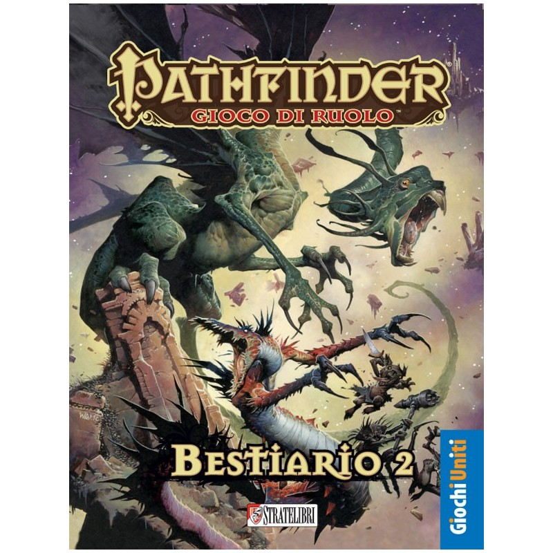 Pathfinder: Bestiario 2