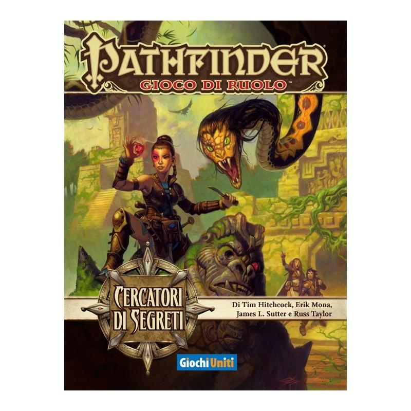 Pathfinder: Cercatori di segreti