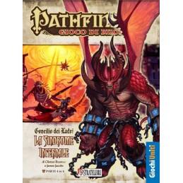 Pathfinder: Saga Concilio dei Ladri: 4 - La sindrome infernale