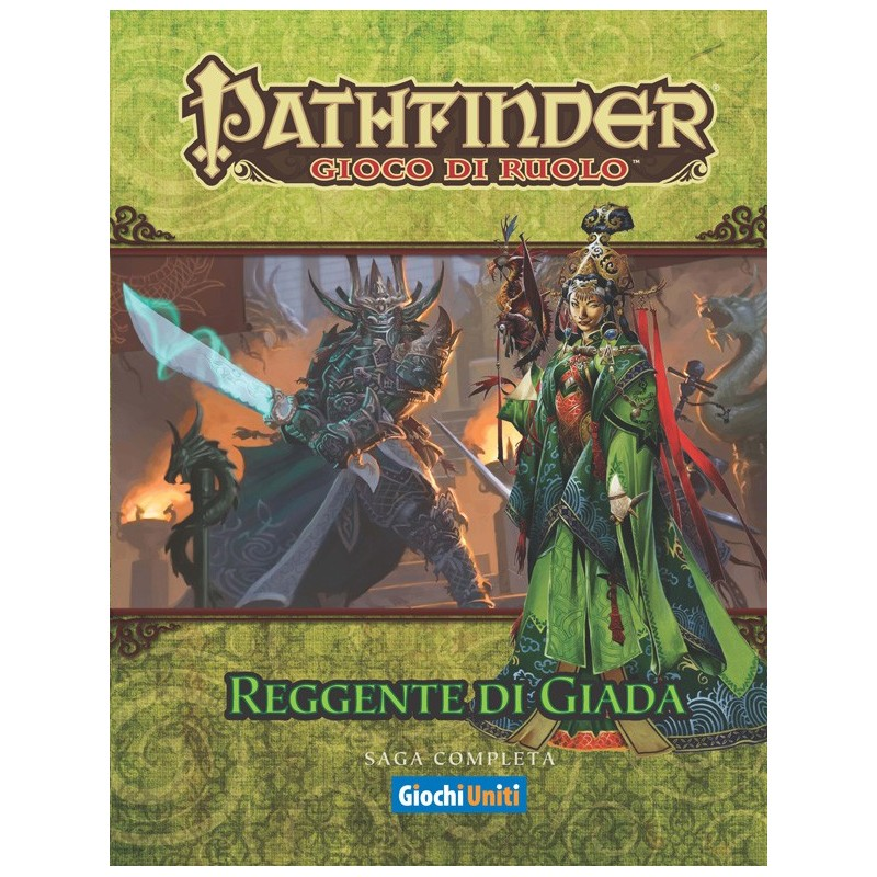 Pathfinder: Reggente di Giada (Saga completa)