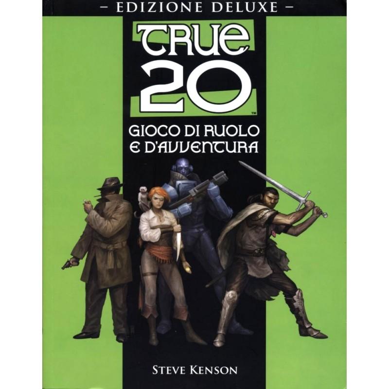 True20 - Gioco di ruolo e d'avventura (Edizione deluxe)